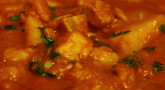 Stoccafisso con patate alla napoletana (cucina campana)