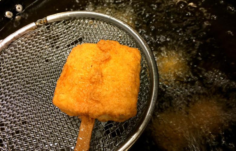 baccala fritto mantecato polpette