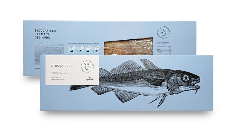 selezione tagliapietra - stoccafisso norvegese prima qualità