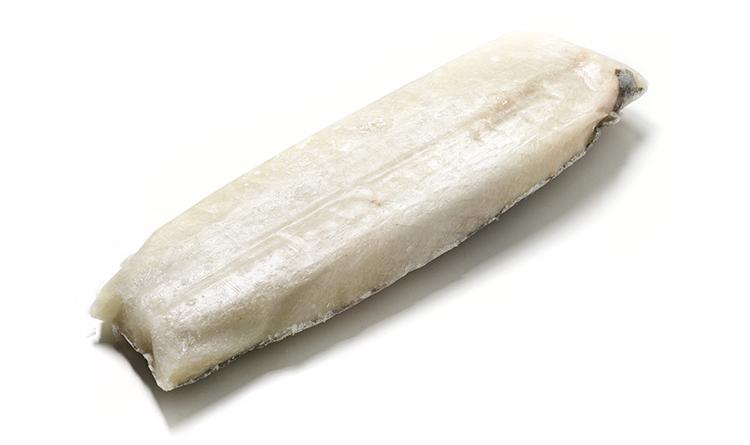 Chateaubriand merluzzo congelato alta qualità tagliapietra