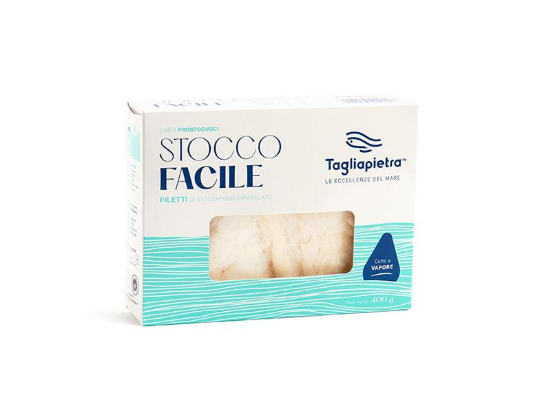 StoccoFacile Tagliapietra - iletti di stoccafisso ammollato
